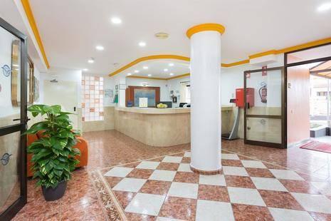 Globales Acuario Hotel