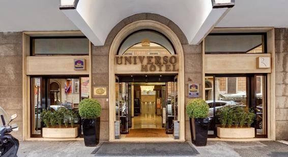 Best Western Hotel Universo