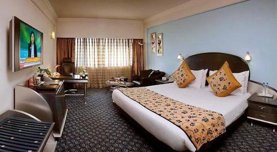 The Suryaa Hotel