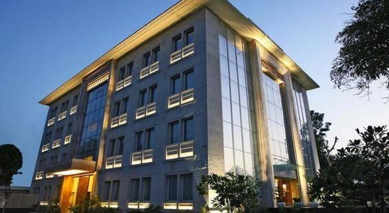 The Muse Sarovar Portico Hotel