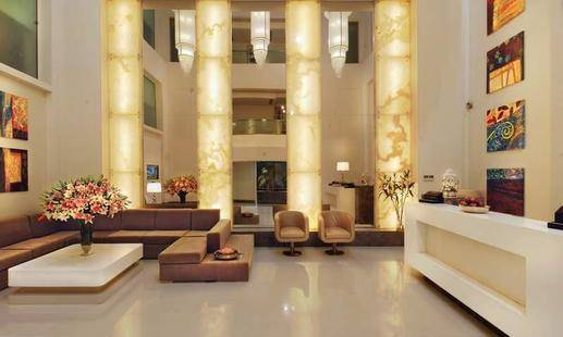 The Ashtan Sarovar Portico Hotel