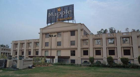 Mapple Emerald Hotel