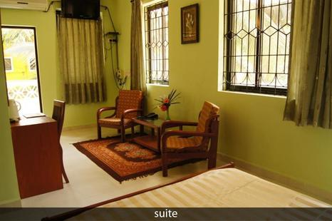 Siesta De Goa Hotel