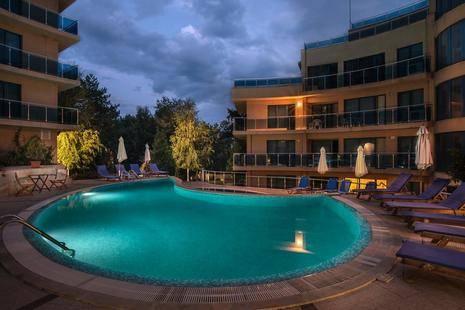 Aquamarine Aparthotel