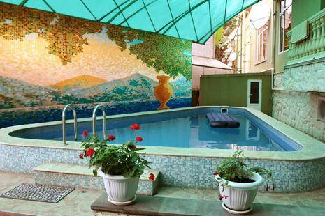 Гостиница Парадиз