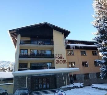Bor&Edelweiss Hotel