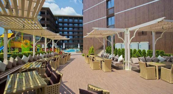 Galeon Residence & Spa (Ex. Galeon Sunny Beach Hotel)
