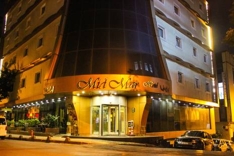 Midmar Deluxe Hotel