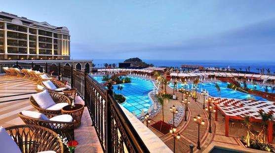 Sunis Efes Royal Palace Resort Hotel & Spa
