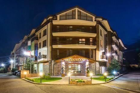 Green Wood Hotel & Spa