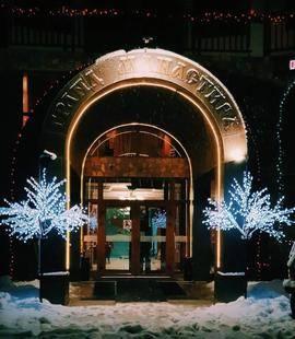 Grand Monastery Hotel
