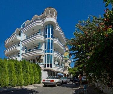 Paros II (Ex.Manz I Apartment)