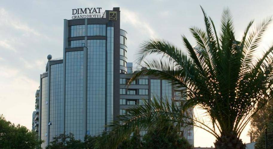 Rosslyn Hotel Dimyat (Ex. Grand Hotel Dimyat)
