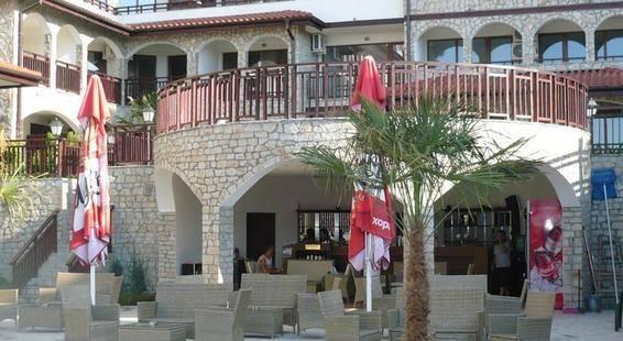 Amphora Apartments