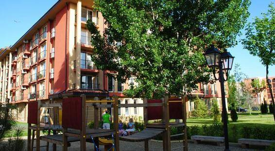Sunny View Central Apartments