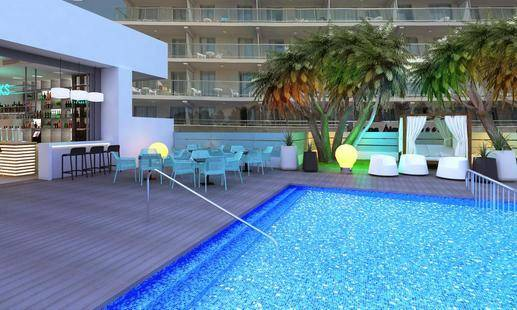 Benidorm Centre Hotel (Adults Only 17+)