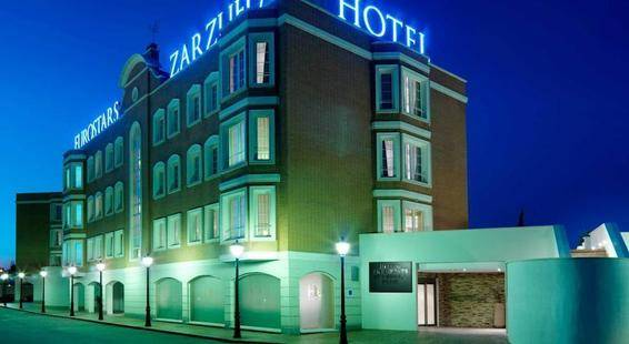 Eurostars Zarzuela Park Hotel