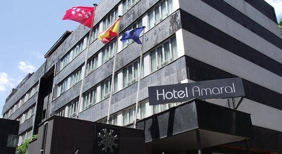 Exe Amaral Hotel
