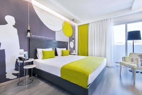 Semiramis City Hotel