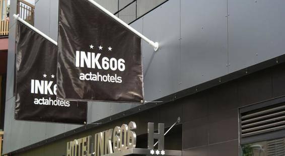 Acta Ink 606 Hotel