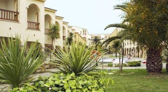 Jardines Del Plaza Aparthotel