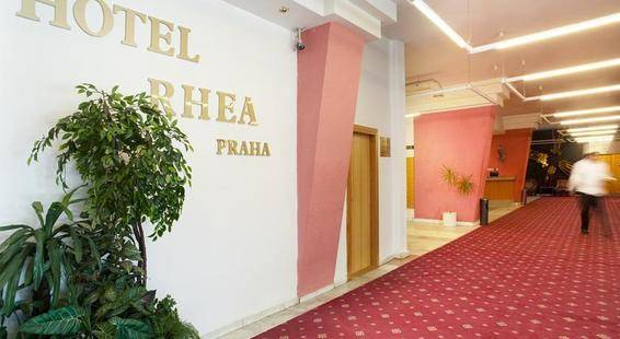 A&O Prague Rhea Hotel And Hostel