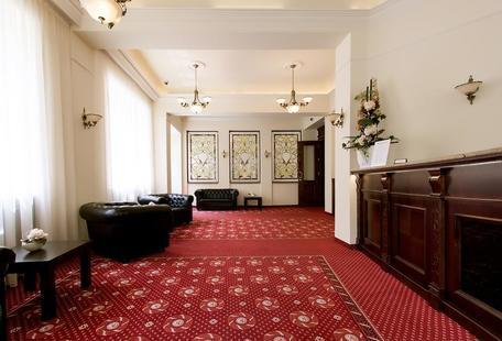 Anglicky Dvur Hotel