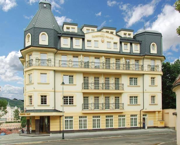 Cajkovskij Palace Hotel
