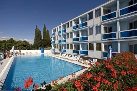 Hotel Plavi Plava Laguna (Ex.Plavi Hotel)