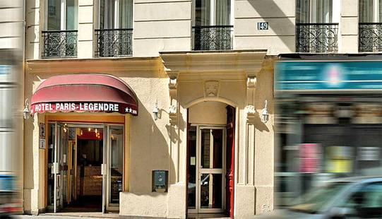 Paris Legendre Hotel