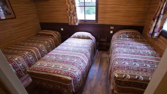 Disney's Davy Crockett Ranch Hotel