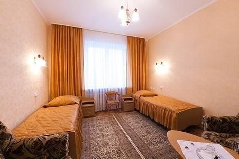 Гостиница Веста