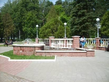 Санаторий Лепельский Военный