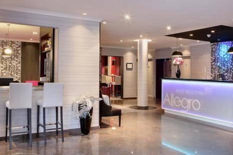 Best Western Allegro Nation Paris