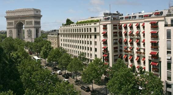 Napoleon Paris Hotel