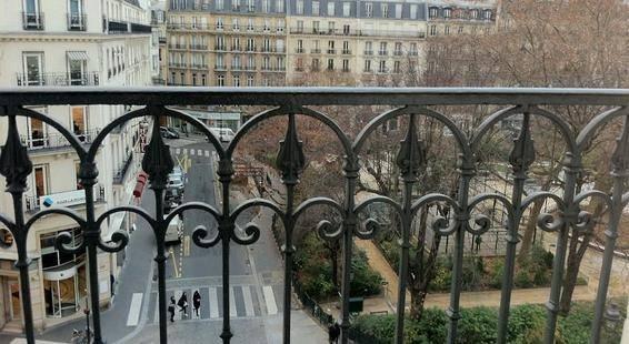 Opera Lafayette Hotel