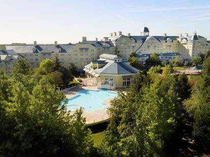 Disney'S Newport Bay Club