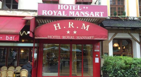 Royal Mansart Hotel