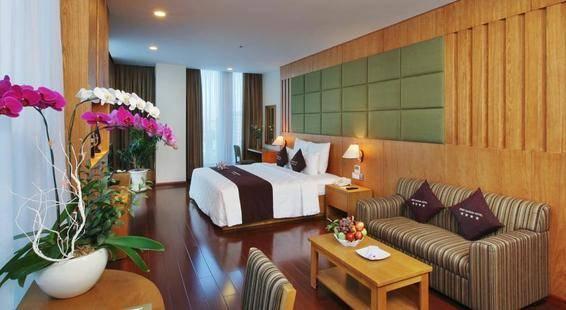Edenstar Saigon Hotel
