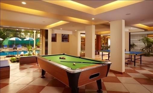 Red Fox Hotel Morjim (Ex.Treebo Turtle Beach Resort)
