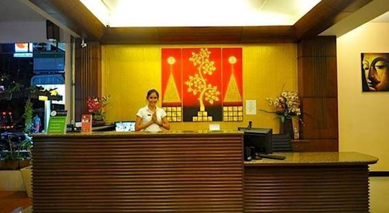 Lemongrass Hotel