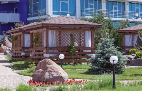 Курортный Комплекс Аквамарин