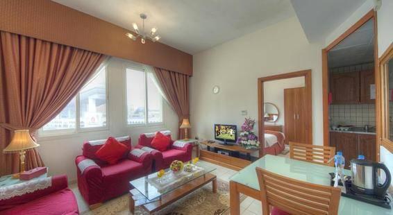 La Villa Najd Hotel Apartment