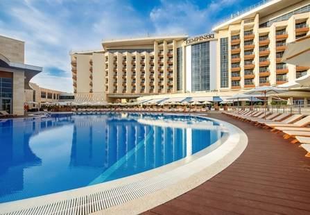 METROPOL Гранд Отель Геленджик (Ex. Kempinski Grand Hotel)