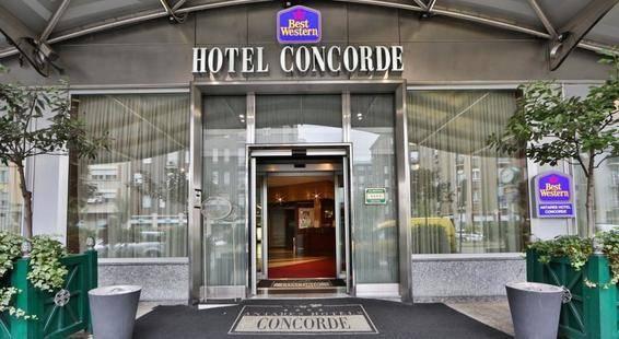 Antares Hotel Concorde