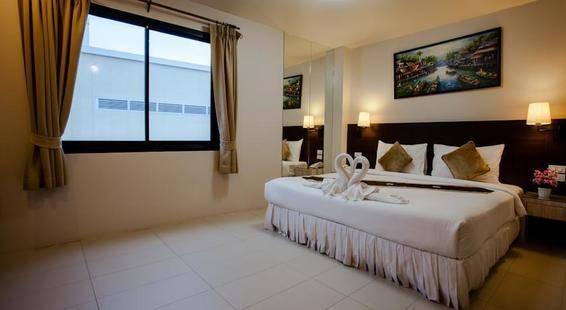 @White Patong Hotel