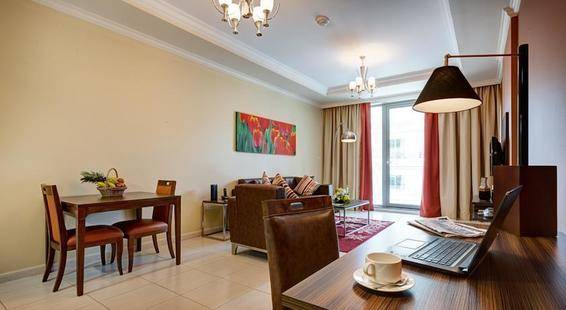 Abidos Hotel Apartment Dubai Land
