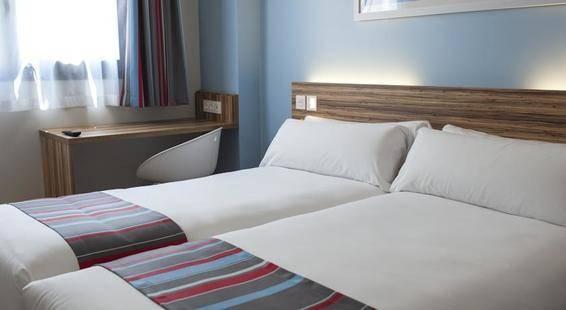 Travelodge Madrid Alcala Hotel