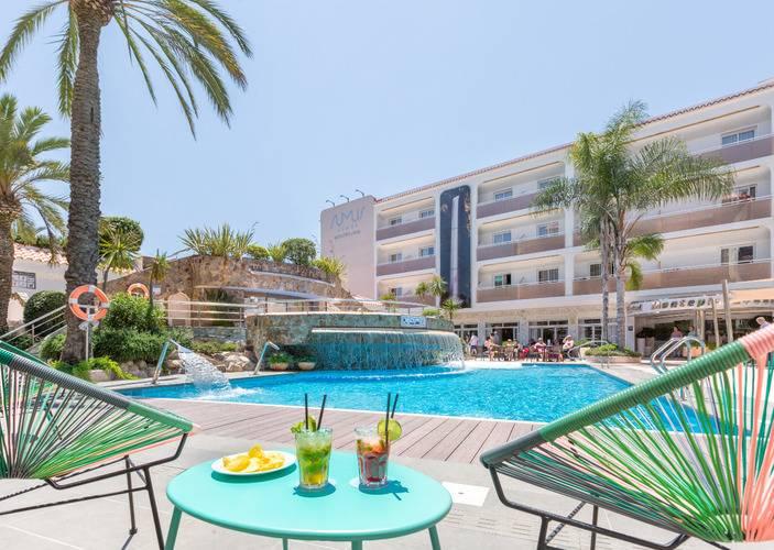 Sumus Hotel Monteplaya (Adults Only 16+)