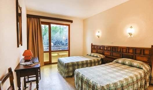 Santa Ana Lloret De Mar Hotel